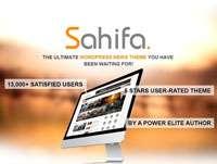 Экспорт и импорт основных настроек темы Sahifa