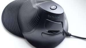 мышь Delux M618