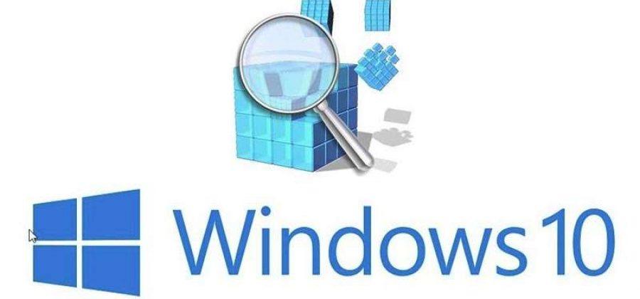 Как восстановить реестр в Windows 10?