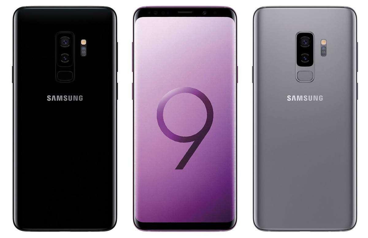 Смартфон Samsung Galaxy S9/S9+
