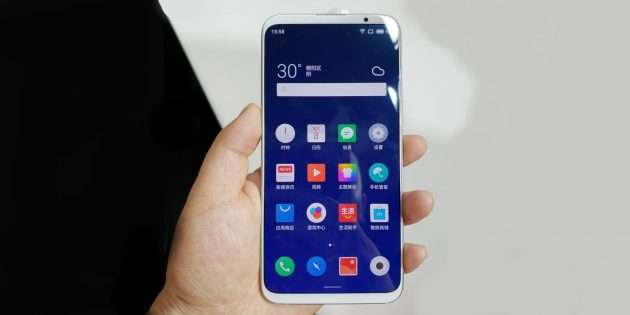 Meizu - флагманский смартфон
