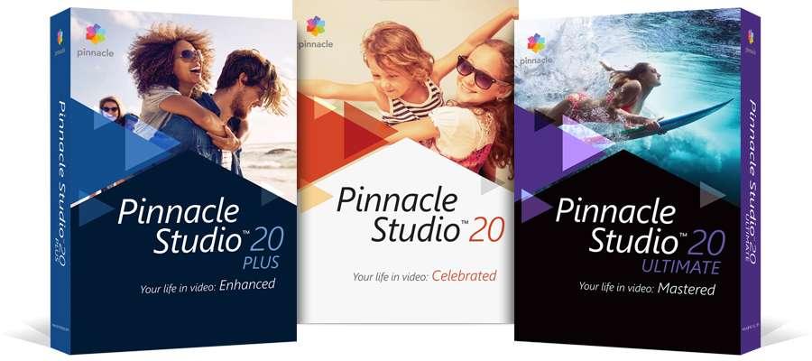Видеоредактор Pinnacle Studio