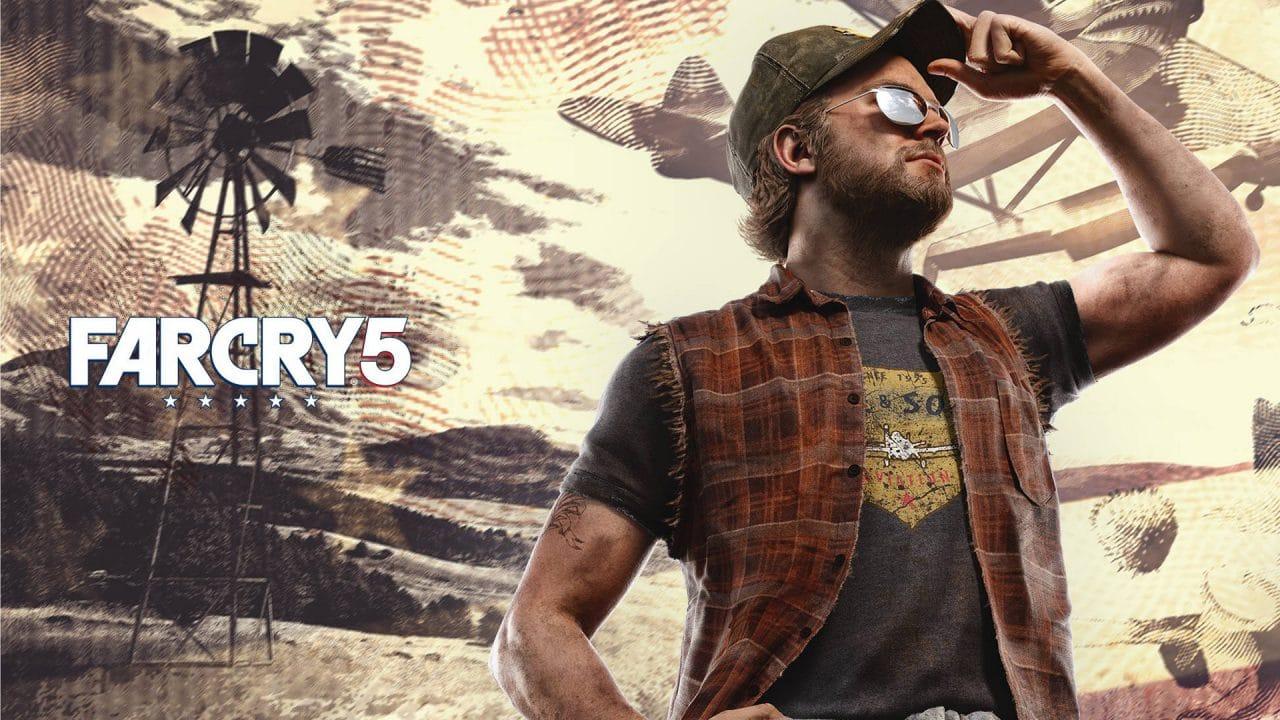 GTX 750 Ti в игре FarCry 5