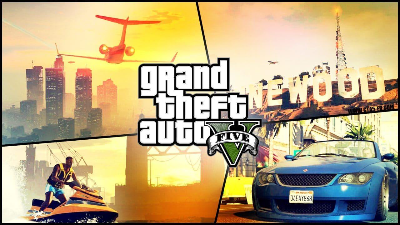 GTX 750 Ti в игре Grand Theft Auto 5