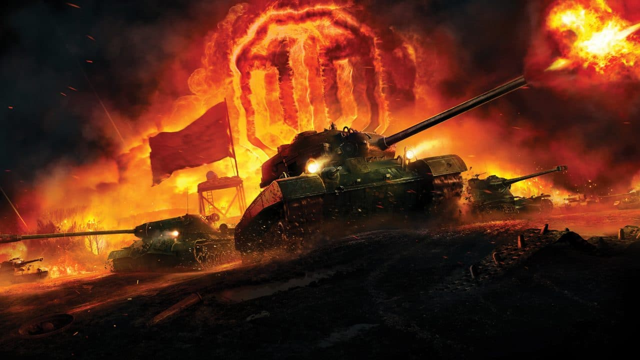 GTX 750 Ti в игре World Of Tanks