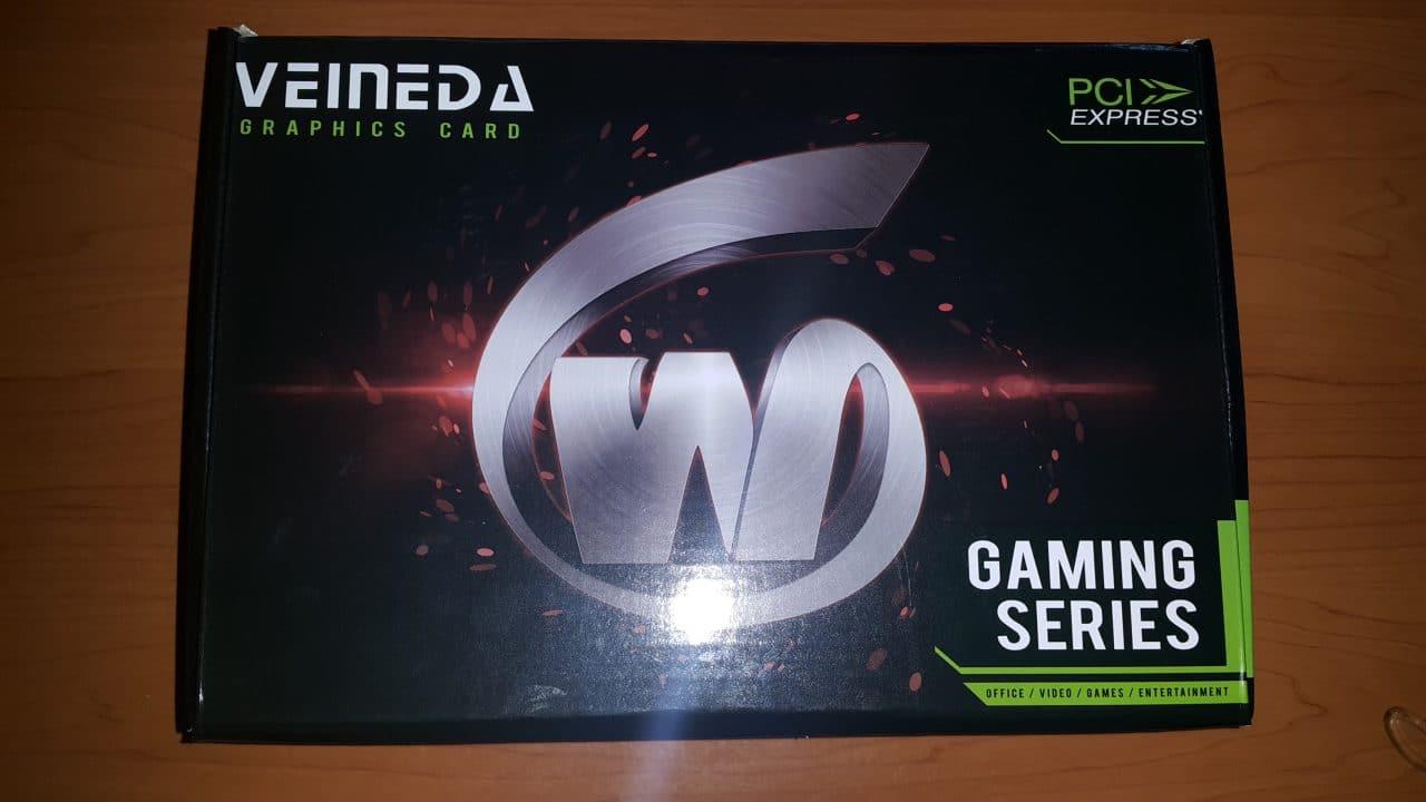 Упаковка Veineda Geforce GTX 750 Ti