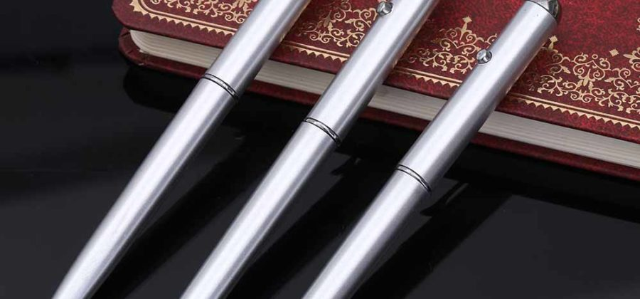 Как заработать на шариковой ручке с невидимыми чернилами