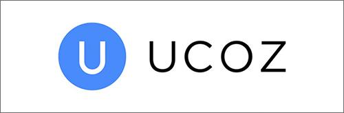 Ucoz логотип
