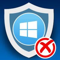 Как отключить защитник Windows 10 временно или навсегда