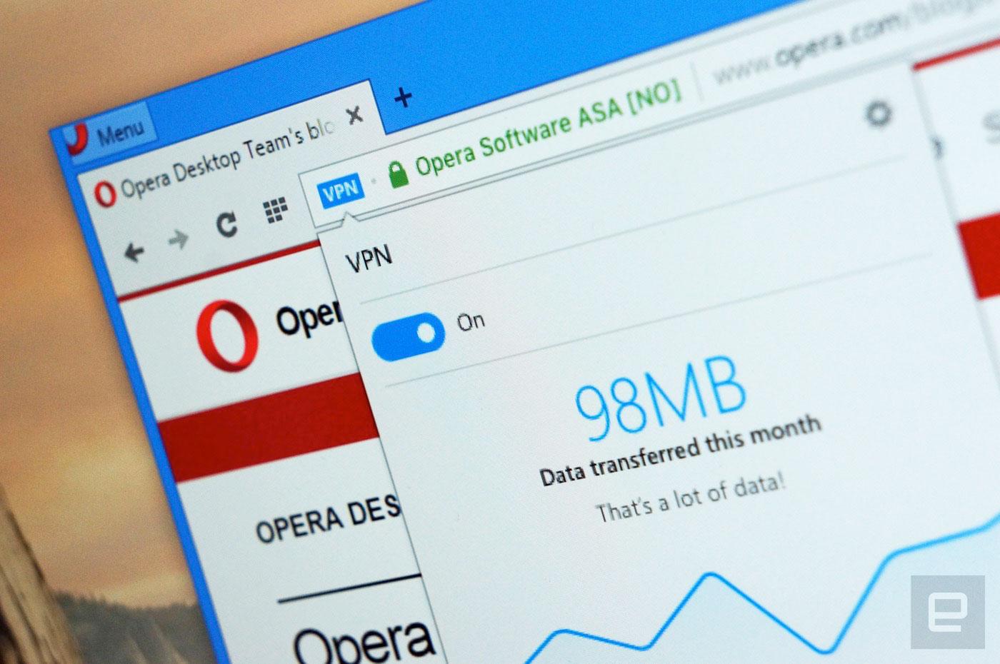 Куда пропал VPN в браузере Opera? Что случилось и как вернуть VPN в Opera?