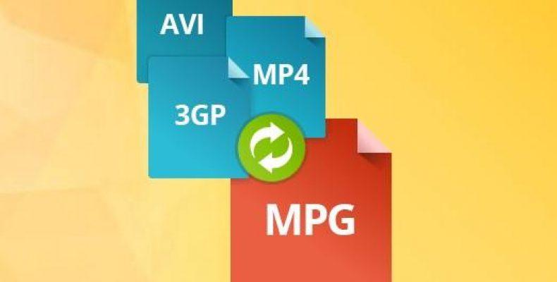 Как конвертировать видео в MPEG и наоборот?