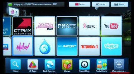 Как настроить IPTV на телевизоре?