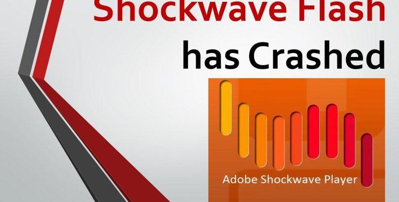 Shockwave Flash has Crashed. Как исправить Shockwave Flash?